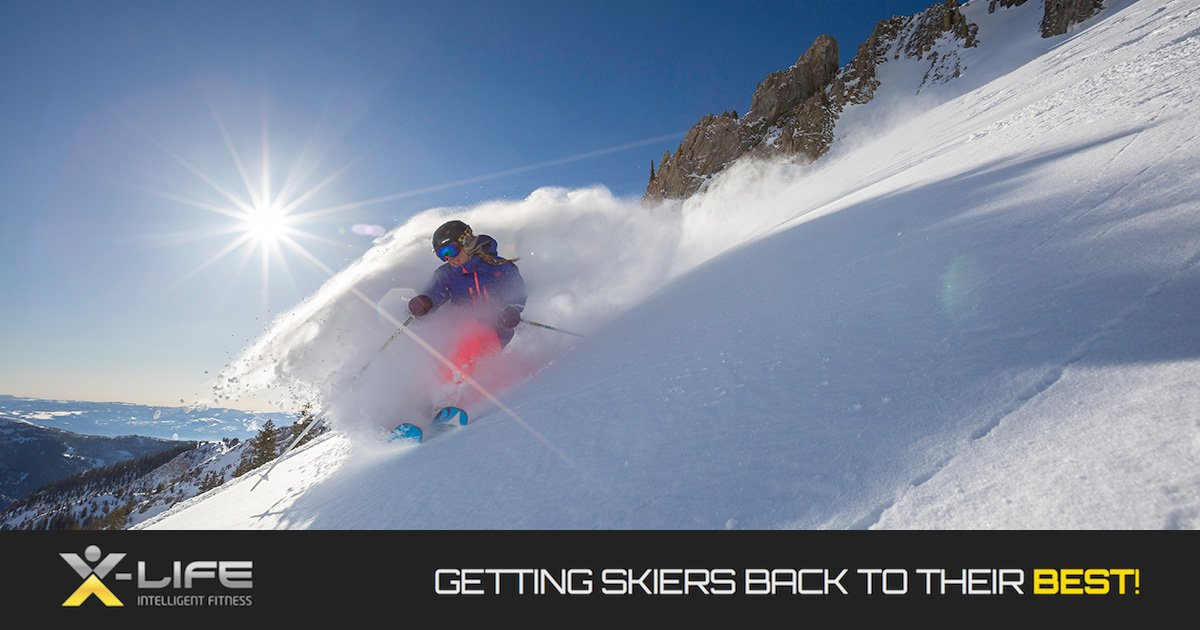 X-Life Online - Getting Skiers Back to Their BEST! Expert Ski Instructor, Ski Fitness, Online Ski-Fit. The hips in skiing