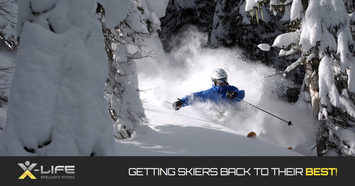 X-Life Online - Getting Skiers Back to Their BEST! Expert Ski Instructor, Ski Fitness, Online Ski-Fit