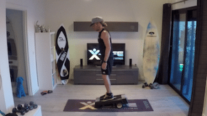 X = Ski-Fit, Ski Fitness, Ski HIIT Program